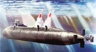 陸巨浪3射程破1萬公里 可望2025上潛艦威脅美