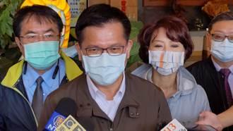 疫情嚴峻春節在即 林佳龍:增人力加強入境管理