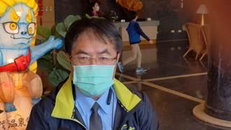 疫情严峻春节在即 林佳龙:增人力加强入境管理