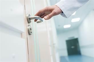 醫院門把驗出新冠陽性 院方:14人摸過是陰性