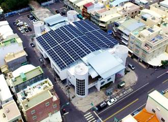高雄2年内新设太阳光电容量27万瓩 菜市场也要发电