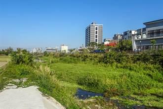 竹县芎林乡重划区 坎下干线应急工程年中完成