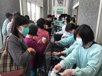 要帶健保卡查驗 台中慈濟醫院明起實施防疫門禁