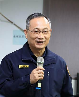 警政署长陈家钦上任以来 民眾缉毒满意度翻倍至7成2