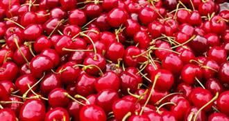 女子5天吃3公斤樱桃腹痛晕倒 医生诊断竟是氰化物中毒