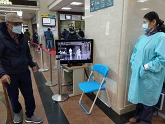 防疫升級 中市醫療院所全面禁止探病