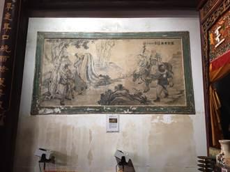 負離子科技大妙用 減少廟內古壁畫遭香火煙薰破壞