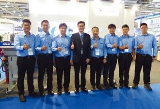 中義自動棒材送料機冠全球
