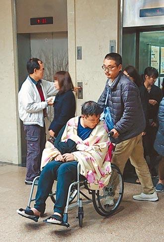 黃琪再延押2月 獄中過年