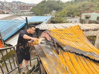 大火吞噬家園 民眾助單親媽重建