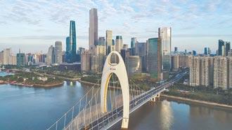 廣東GDP1.69兆美元 超越韓國