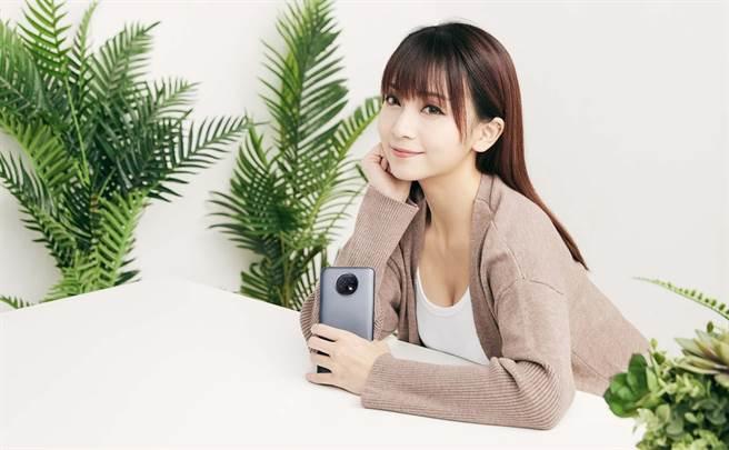 小米台灣宣布推出Redmi系列首款支援雙5G的Redmi Note 9T。(小米提供/黃慧雯台北傳真)