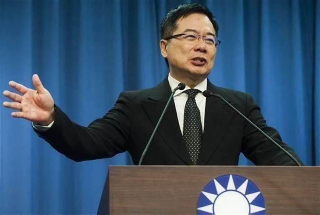 國民黨前副祕書長蔡正元(中時資料照)