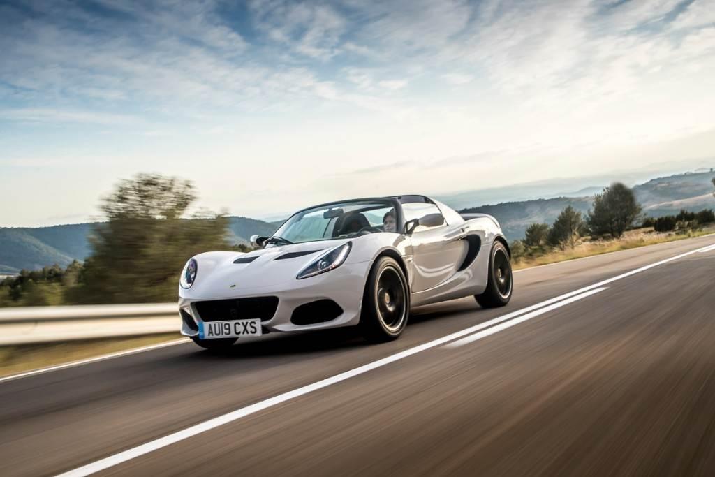 Lotus即將迎來全車系大規模統合 最終純內燃機作品定於夏季面世