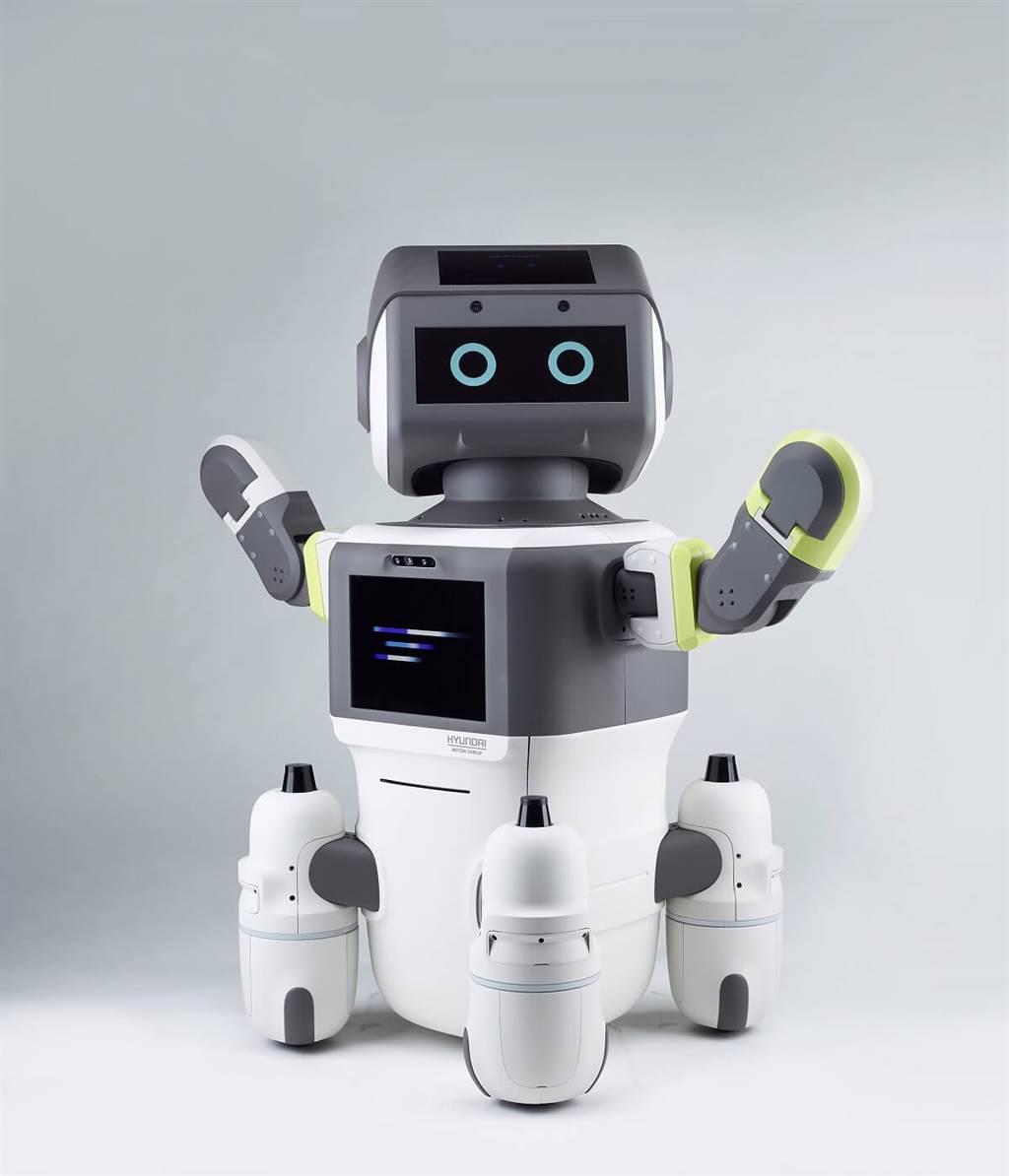 Hyundai汽車集團推出人形機器人「DAL-e」用於客戶服務