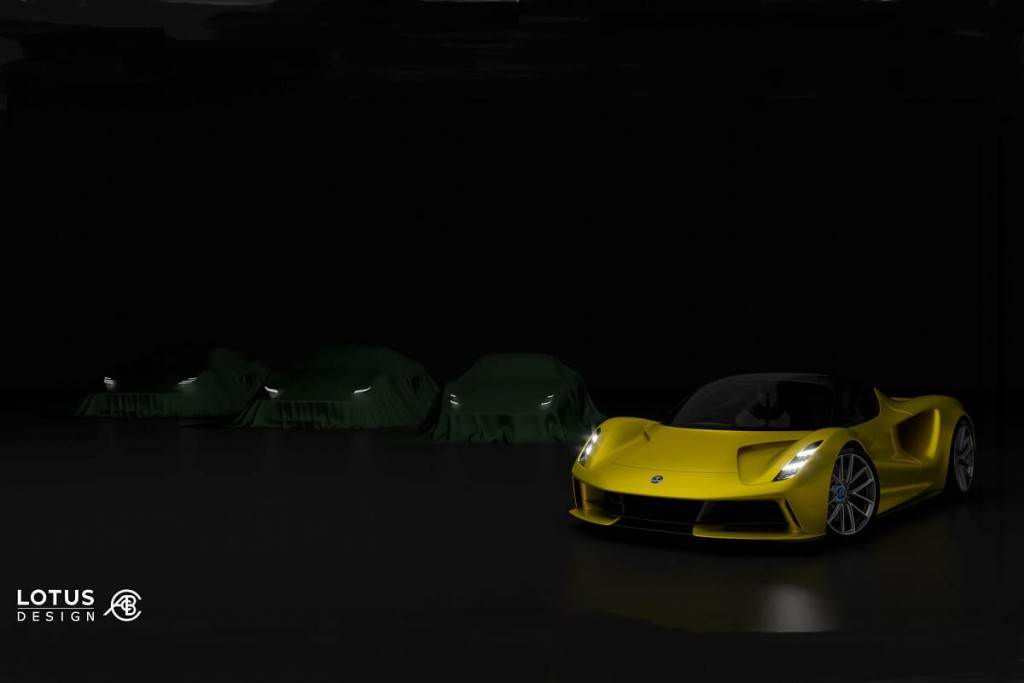 Lotus官方正式發佈「重新洗牌」計畫 2021年為現有車型的最後生產年