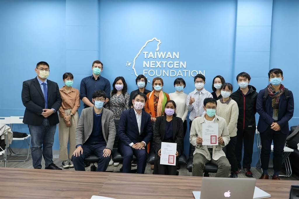 台灣世代教育基金會提供