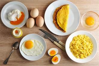 8種常見蛋熱量曝光 營養師:第1名滑嫩好吃油超多
