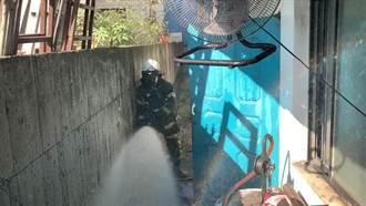 台東冷凍倉庫驚傳氨氣外洩 消防急灑水幸無人傷
