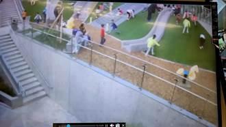 8歲男童音樂公園滑草撞破頭 葉元之要求改善