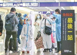 明後天海外國人返台高峰 陳時中:預估有千分之0.5確診者
