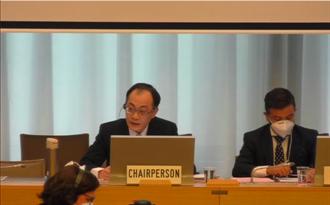 積極參與WTO 我代表成功爭取委員會主席