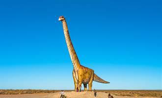 阿根廷发现1亿年前巨型化石!考古学家惊:有史以来最大恐龙
