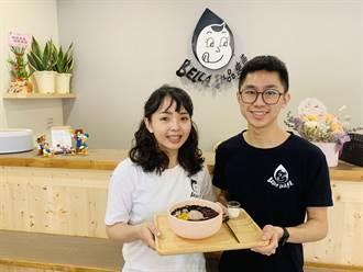南投8年級夫妻創業賣甜品 1年加盟12店