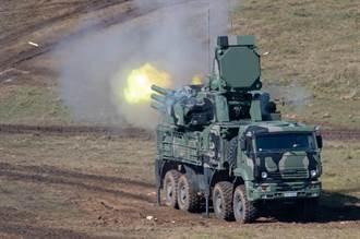 緬甸向俄國購買「鎧甲S-1」防空系統