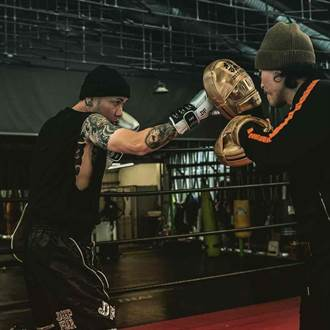 小春獲大拳頭拳擊友誼賽優勝 被視為《全明星2》超級戰將