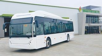 凱勝綠能電動巴士 新營客運採購