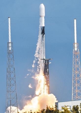 Space X 火箭共乘 143枚衛星一次升空 我兩枚衛星也在列