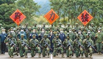 嵩山雷達站去年偵獲2000架共機