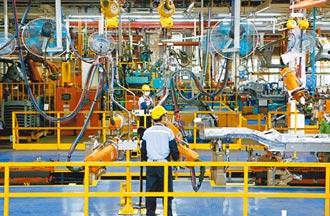 工業、製造業生產指數 去年雙創新高