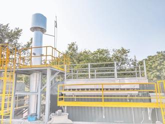 改善空污 东海火化场设备更新