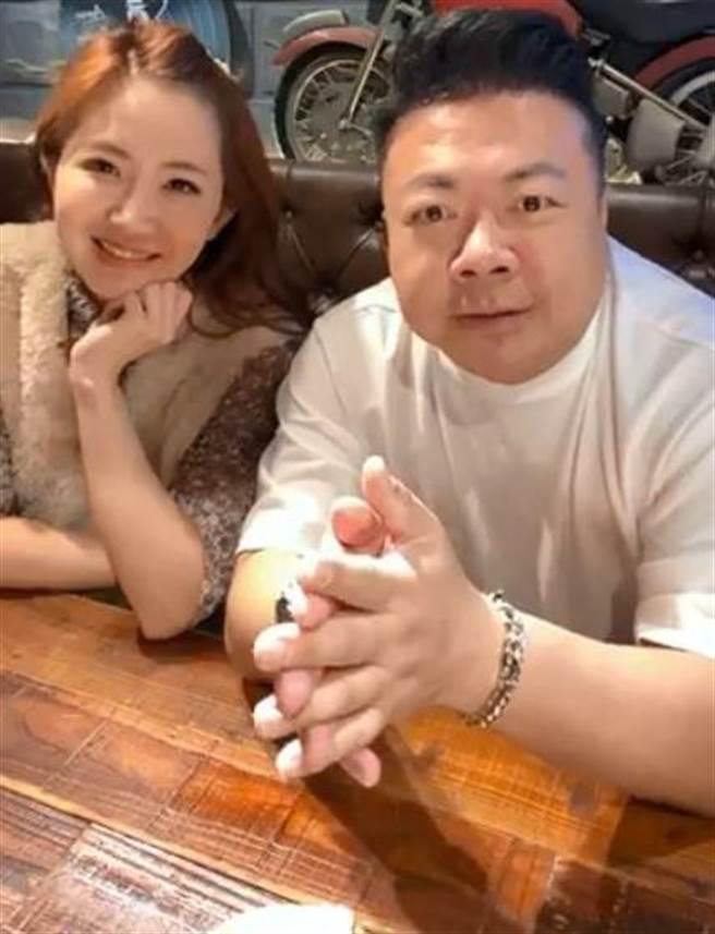 謝忻和董至成是多年好友。(圖/翻攝自董至成Facebook)