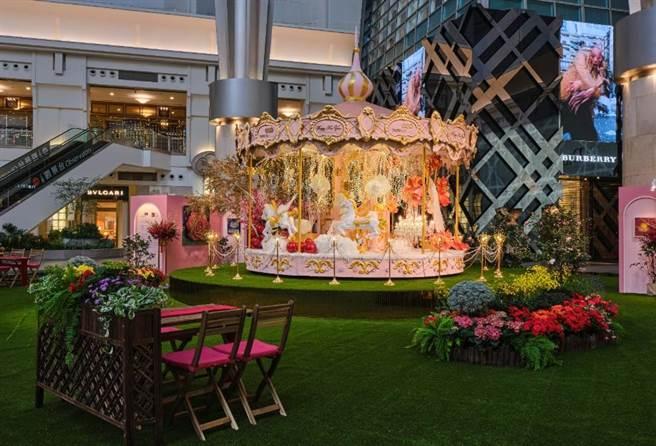 台101春節音樂會、花園下午茶 採線上預約(台北101提供)