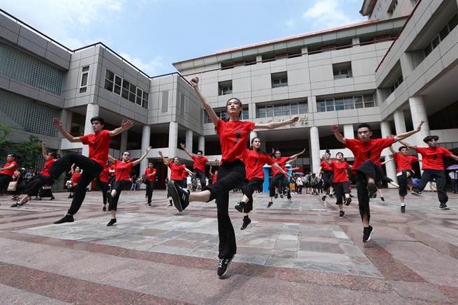 文化大學明年3月將過60歲生日。(文化大學提供/李侑珊台北傳真)