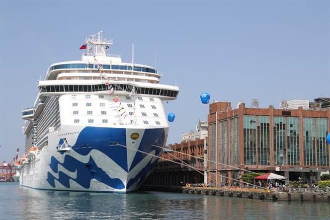 郵輪業務已從國內離島旅遊開始。圖/業者提供