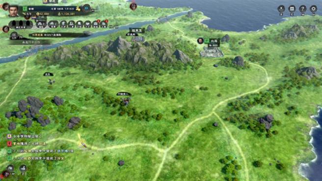 《三國群英傳8》1.1版戰鬥更新搶先試玩。(圖/遊戲公司提供)