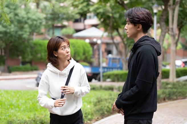 唯一女兵零戀情的王沛語被懷疑喜歡女生。(TVBS提供)