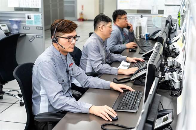 中保科技集团秉持客户权益优先,强化了员工防疫SOP流程。(中保提供)