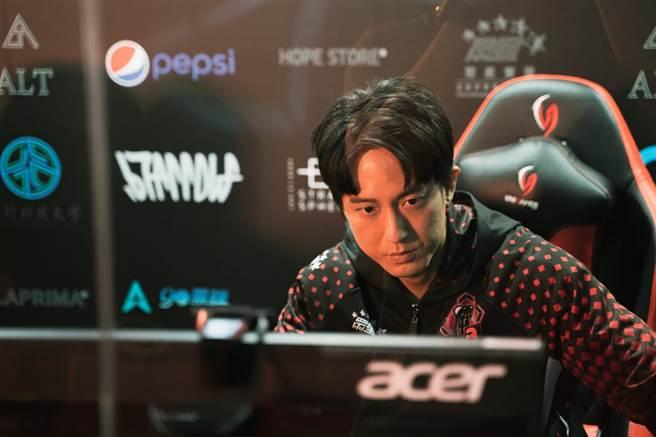 《競技青春》邱昊奇對電競賽場的拍攝印象深刻。(東森提供)