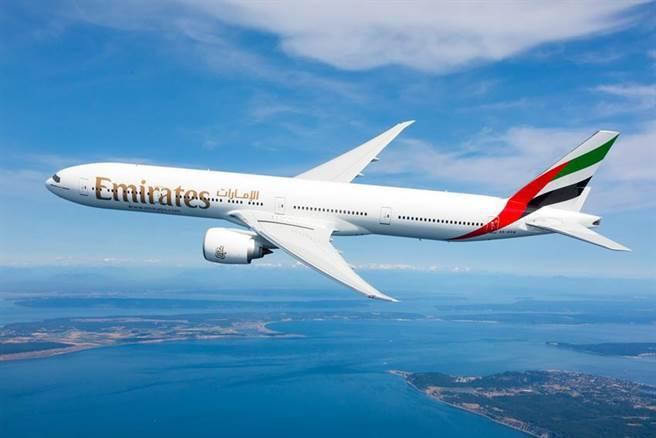 阿聯酋航空參與IATA Travel Pass試用計畫。(圖/業者提供)