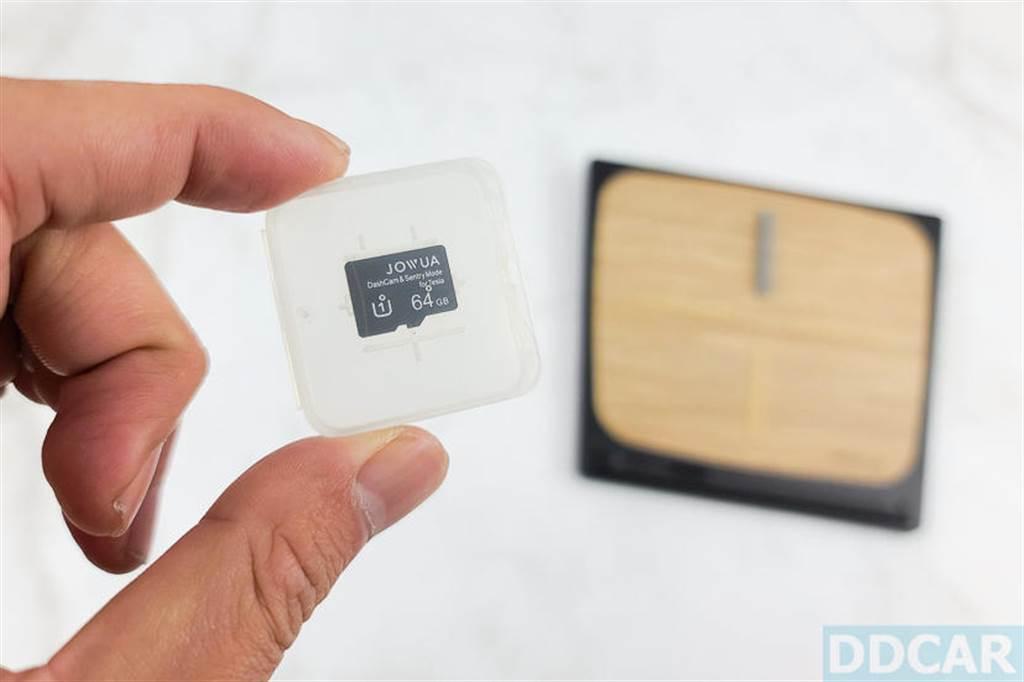 【開箱】專為特斯拉訂製的 Jowua 哨兵專用記憶卡:四年保固,影片穩定錄製不凸槌