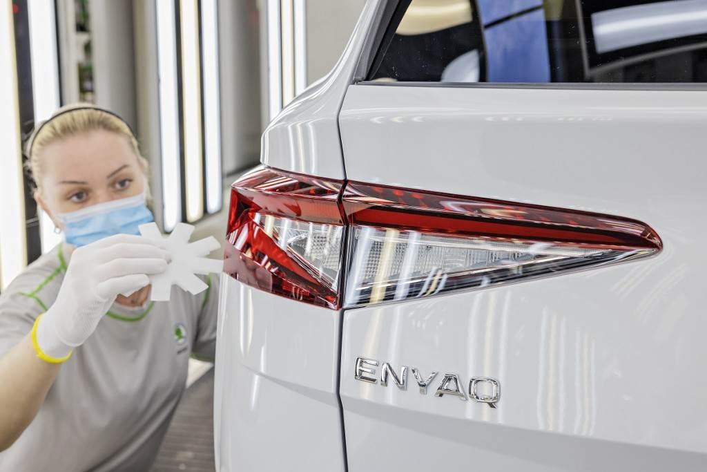 儘管新冠疫情肆虐 Skoda於2020年仍生產超過75萬輛汽車