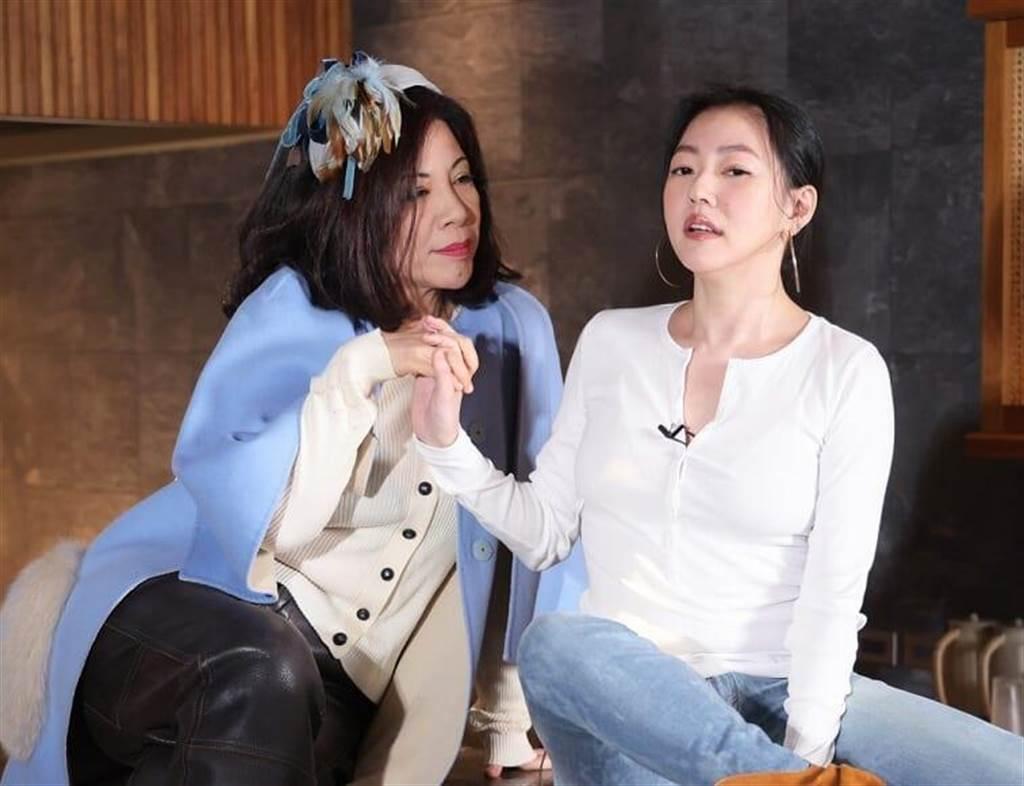 陳文茜指定小S負責告別式 狠遭拒絕(Yahoo TV提供)