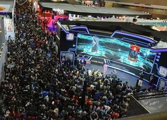 台北國際電玩展如期舉辦 議員憂成防疫破口