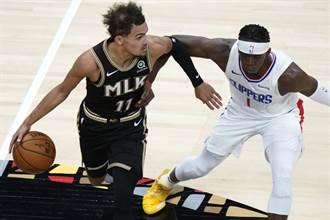 NBA》三大先發主將缺陣 快艇客場遭老鷹撞翻
