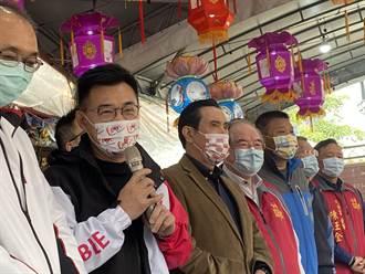 國民黨反萊豬公投 馬英九疾呼:不該把台灣健康犧牲在萊豬上
